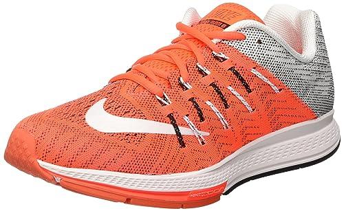 premium selection 82584 69615 Nike Air Zoom Elite 8, Zapatillas de Running para Hombre, Naranja (Total  Crimson White-Black), 45.5 EU  Amazon.es  Zapatos y complementos