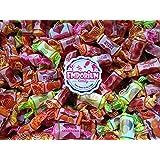 GoLightly Sugar Free Fruit Chews - 1 lb of Fresh Delicious Assorted Bulk Wrapped Lemon Orange Peach Strawberry Candy…