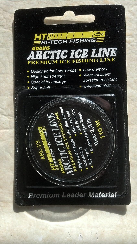 驚きの価格が実現! HT Arctic Arctic Ice、2.9 #、氷釣りライン HT、110ヤードスプール Ice、2.9 B00HVMEFYC, 7dials:716db94d --- a0267596.xsph.ru