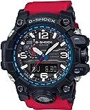 [カシオ]CASIO 腕時計 G-SHOCK RESCUE RED マッドマスター 世界6局対応電波ソーラー GWG-1000RD-4AJF メンズ