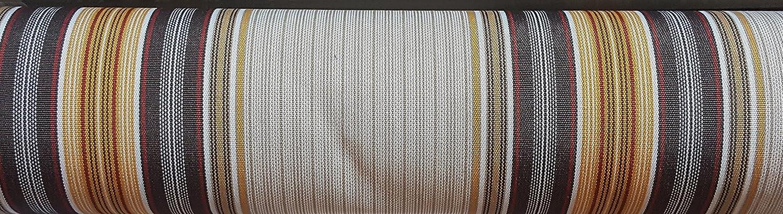 colore riga beige, Altezza 250 cm Garden Friend Tenda da sole da esterno a Caduta con Bracci Lunghezza 300 cm rullo in alluminio e copertura in poliestere attacco a parete