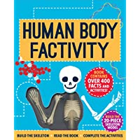 Human Body Factivity: Build the Skeleton, Read the Book, Complete the Activities