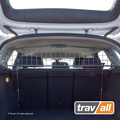Travall Guard Compatible with BMW X1 2009-2015 TDG1250 – Rattle-Free Steel Vehicle Specific Pet Barrier