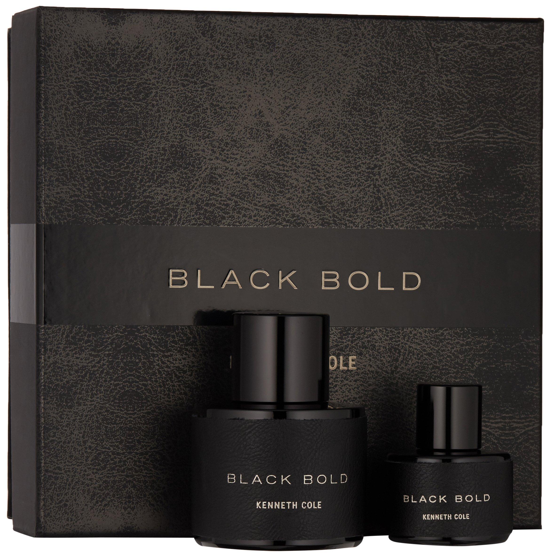 Kenneth Cole Black Bold 2 Piece Gift Set