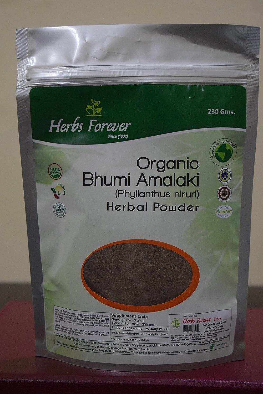 Amazon com: USDA Certified Organic 100%Pure Bhui Amla Chanca