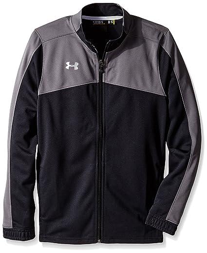 on sale ddec6 25c2b Amazon.com  Under Armour Boys Futbolista Soccer Track Jacket  Clothing