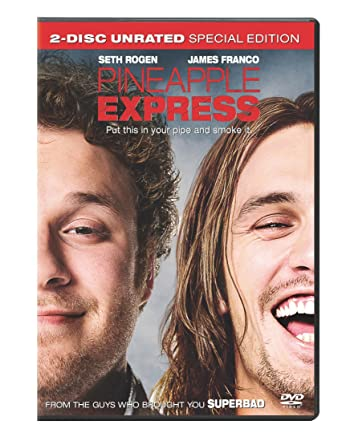 3b7cf92a6e Amazon.com: Pineapple Express Two-Disc Unrated Edition: Seth Rogen ...