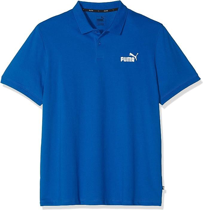 Puma Herren ESS Pique Polo T Shirt: : Bekleidung