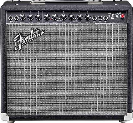 Amazon.com: Fender Frontman 65R Guitar Combo Amplifier: Musical ...