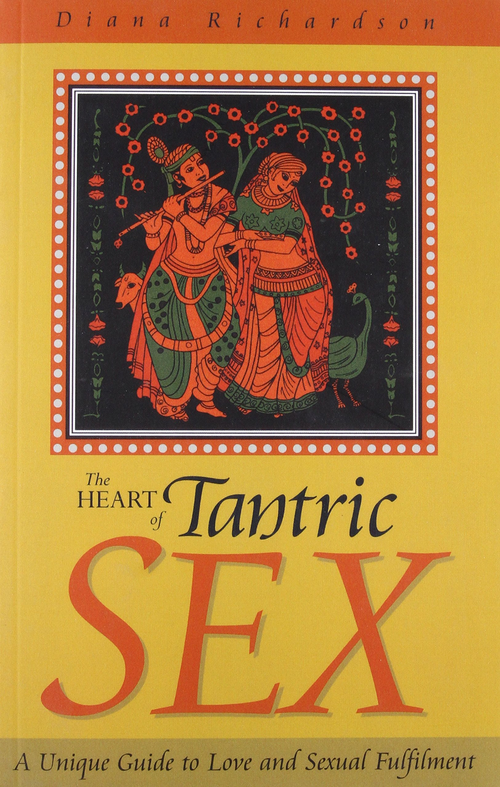 Guide illustrated sacred sex sexuality spirit