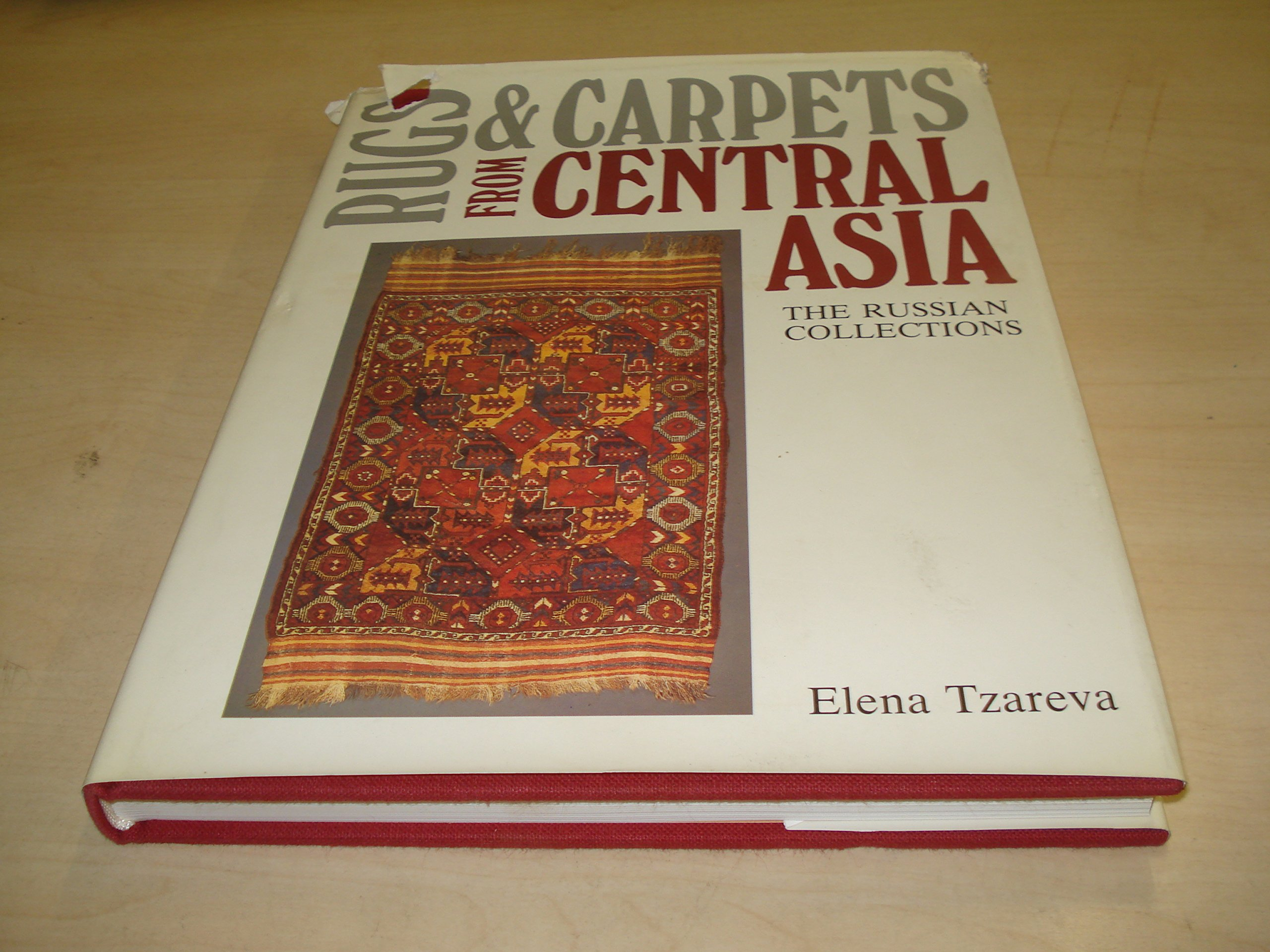 Rugs And Carpets From Central Asia  The Russian Collections