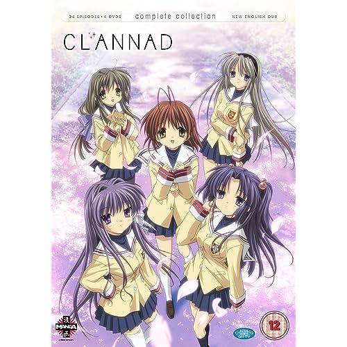 CLANNAD-クラナド- 原作:Key、ビジュアルアーツ