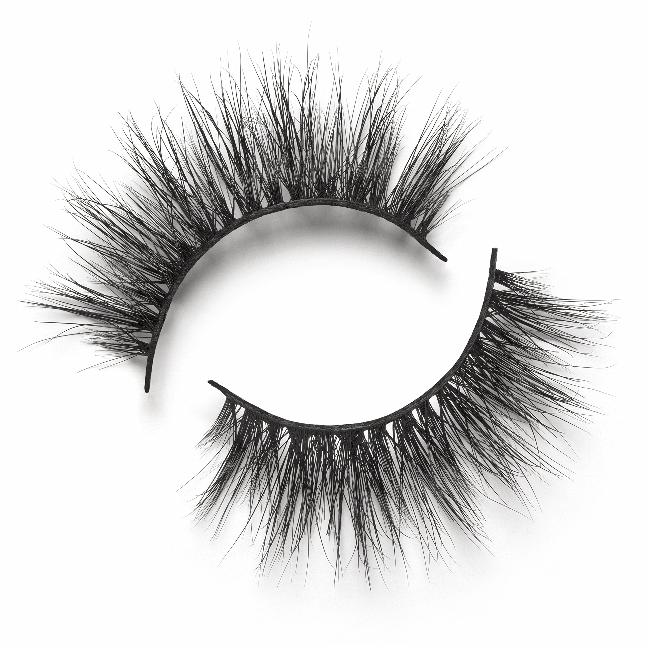 3624074b198 Lilly Lashes 3D Mink Miami | False Eyelashes | Dramatic Look and Feel |  Reusable