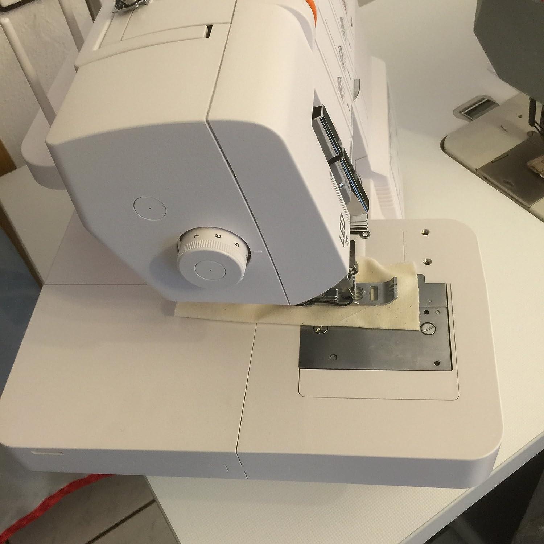 sewmaq Cover Lock Máquina de coser modelo sw4330 2/3 Aguja eléctrica con brazo libre: Amazon.es: Hogar