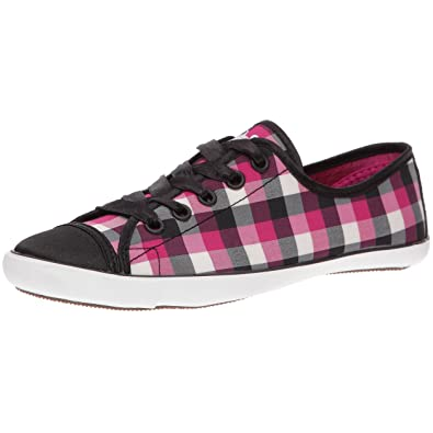 cce3343a7c247 Converse All Star Light Music Upslate Satin Plaid Ox