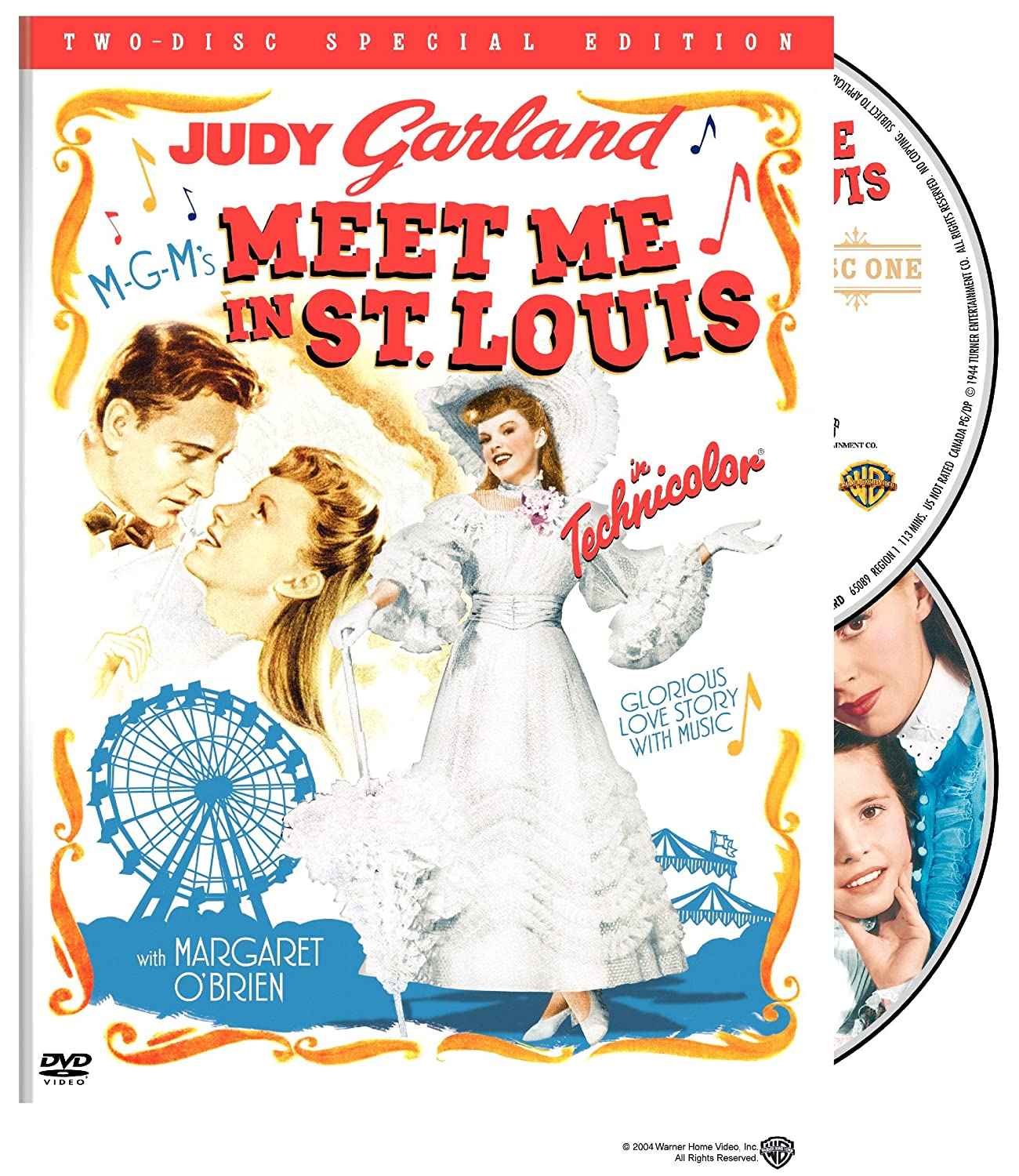 Amazon.com: Meet Me In St. Louis (Two-Disc Special Edition): Judy ...