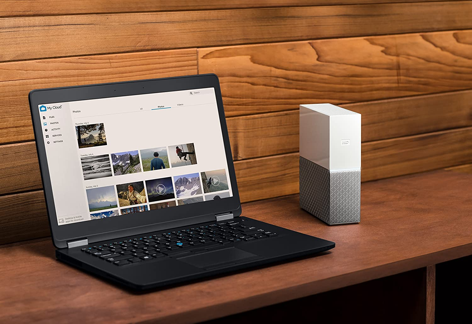 WD 4 TB My Cloud Home Personal Cloud