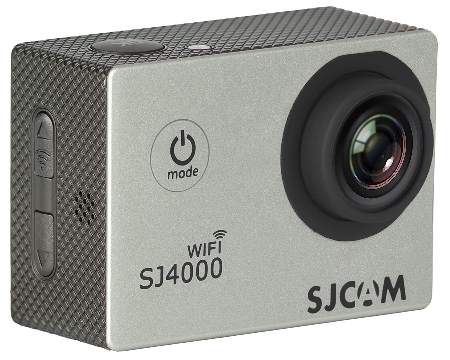 Instructions on how to set up a sjcam sj 4000 - Amazon Com Sjcam Sj4000 Wifi Action Camera 12mp 1080p 2 Inch Screen Waterproof Silver Camera Photo