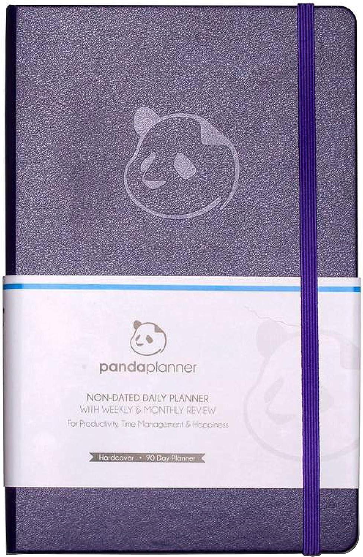 Planificador diario 2020-2021 por Panda Planner (95PS)