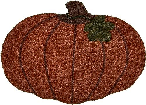 Park Designs Pumpkin Coir Mat
