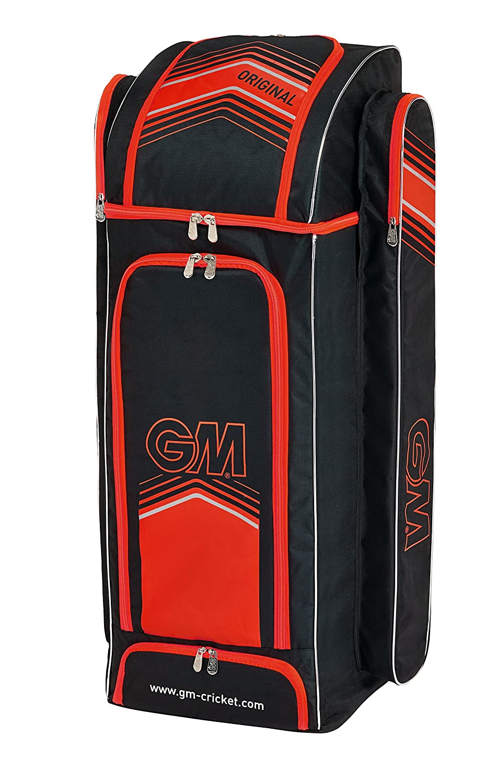 GM Unisex Cricket Original Duffle 2017 Bag, Black, One Size GUNN & MOORE 40811701