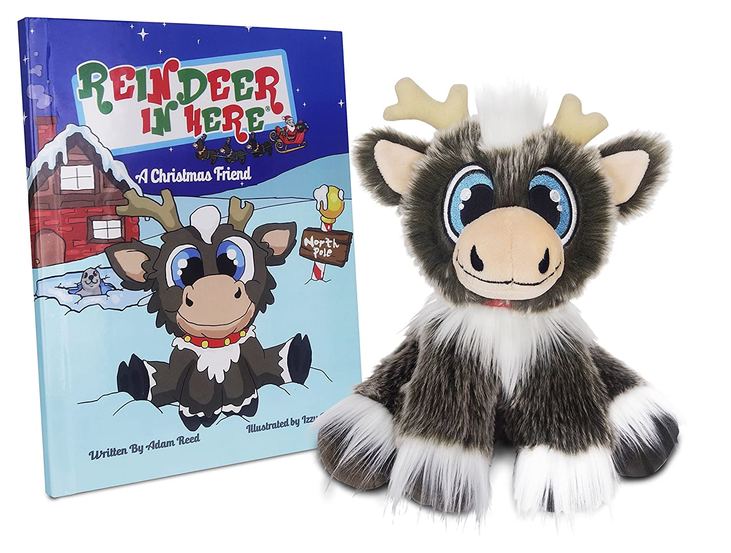 Amazon.com  Reindeer In Here  A Christmas Friend (Book   8
