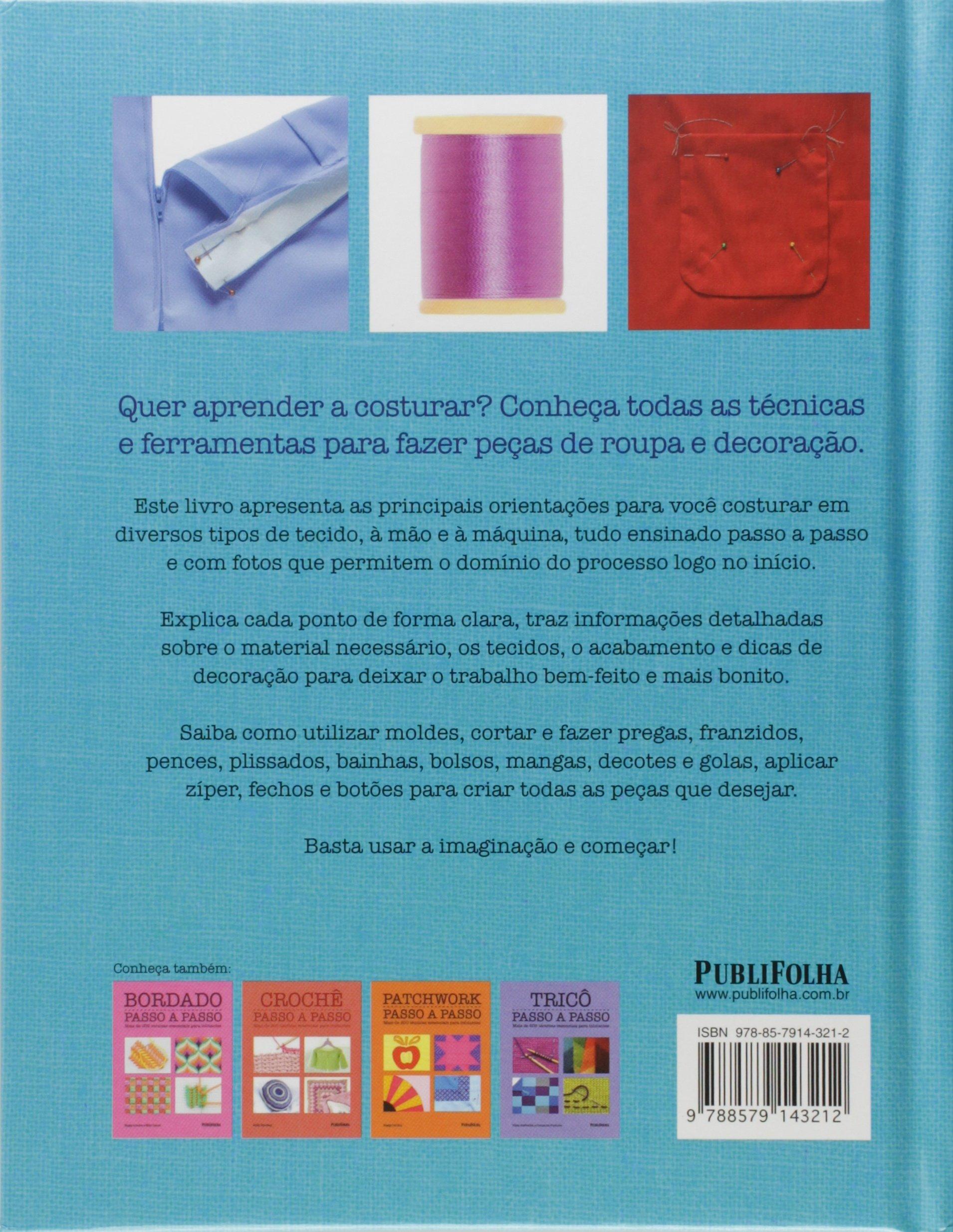 Costura Passo a Passo (Em Portuguese do Brasil): Amazon.es: Alison ...