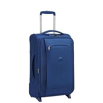 DELSEY Paris Montmartre Air Maleta, 55 cm, 47 Liters, Azul (Bleu Outremer): Amazon.es: Equipaje