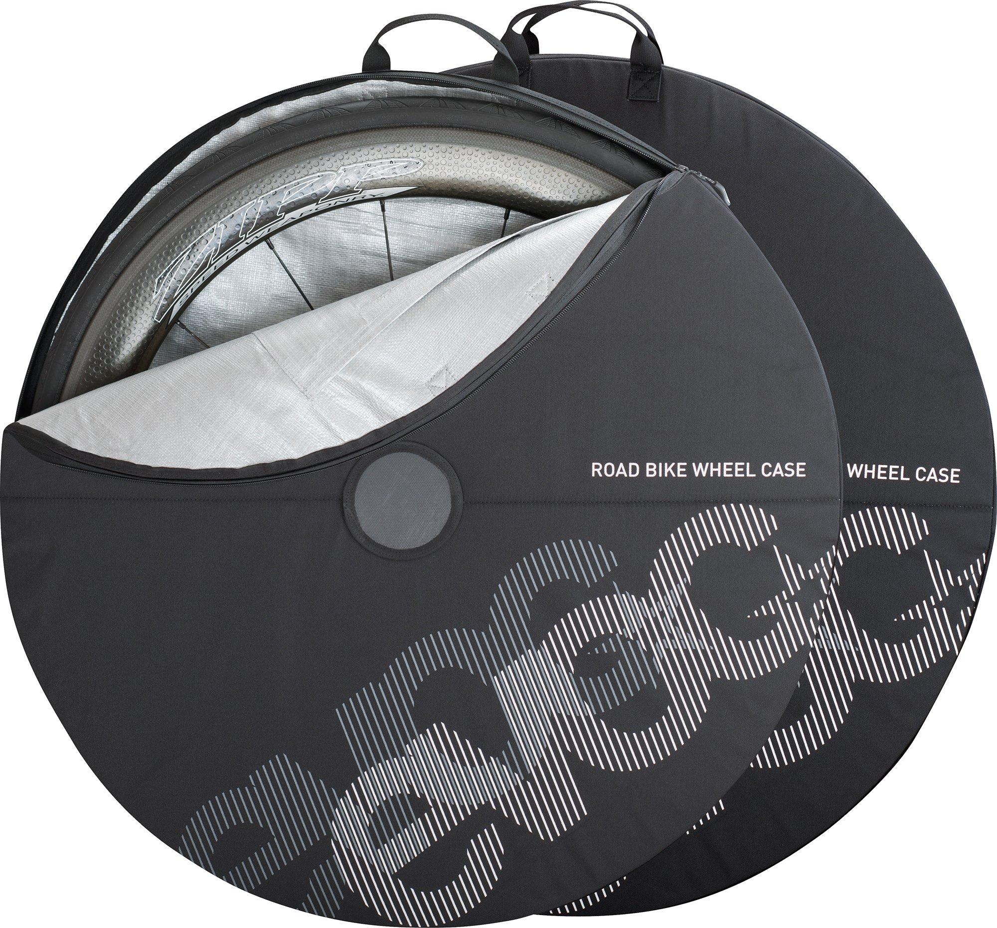 Evoc Road Bike Wheel Case Black, One Size
