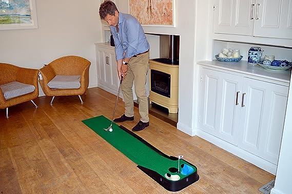 PGA Tour PGAT08 - Alfombra de Golf para Golpes de Putt de Uso ...