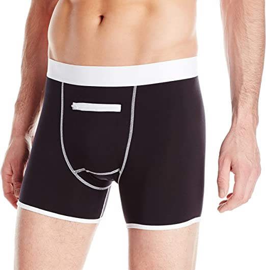 Underwear with a Secret Stash Pocke/'s  Fashion Speakeasy Briefs