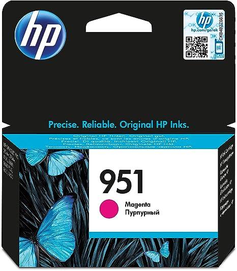 HP 951 Red Original Druckerpatrone für HP Officejet Pro 276dw, 8600, 8610, 8620, 251dw, 8100