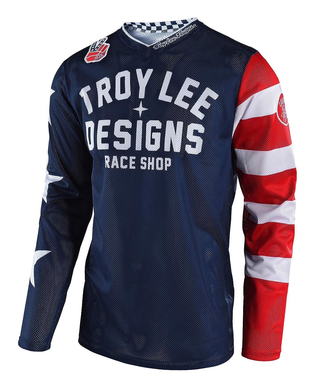 Troy Lee Designs Mens GP Air Americana Jersey-Large