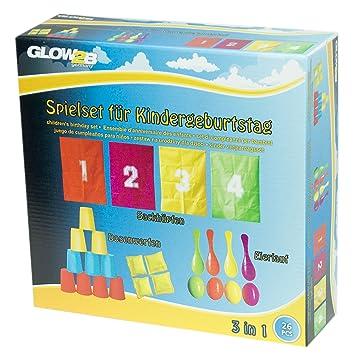 Glow2B Germany GmbH 5058053105 Parte Juego de cumpleaños ...