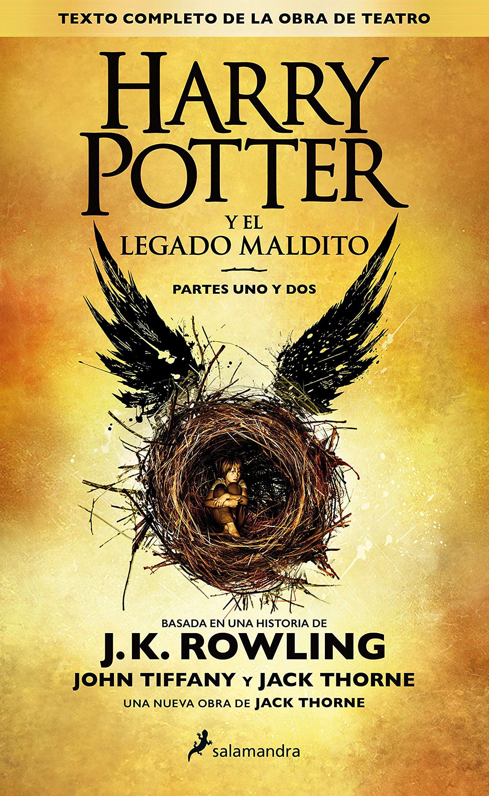 Harry Potter y el legado maldito/ Harry Potter and the Cursed ...