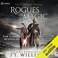 Rogues of Magic: The Complete Trilogy: Rogues of Magic, Books 1-3