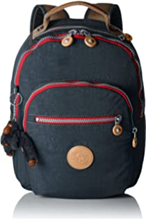 Kipling CLAS SEOUL S Mochila escolar, 34 cm, 10 litros, Azul (True