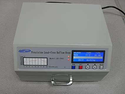 AS-5001 Precision Lead Free Mini Reflow Oven