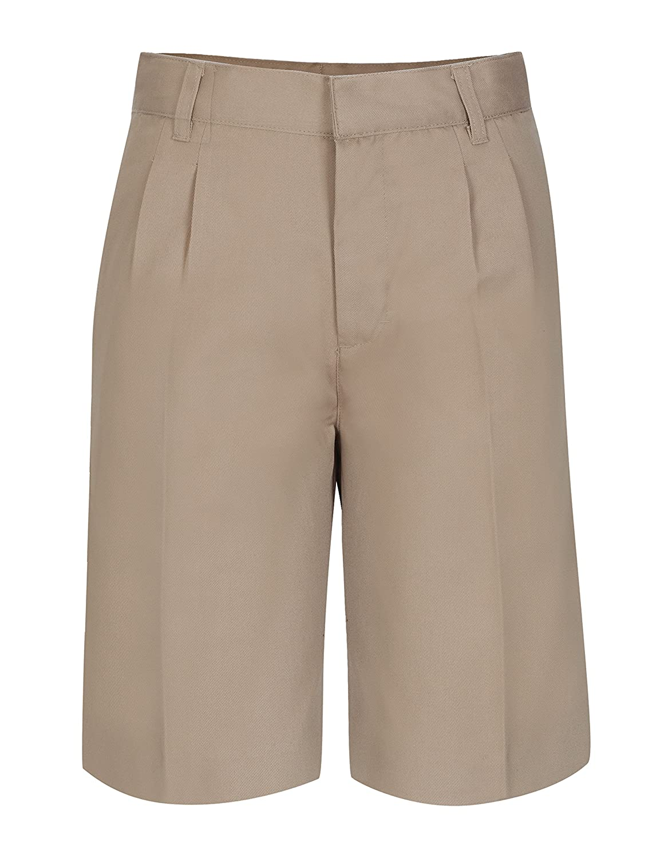 Classroom Uniforms SHORTS ボーイズ B008FB52S6 10|カーキ カーキ 10