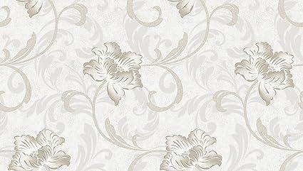 Norwall Jc20011 Floral Wallpaper Wallpaper Amazon Canada