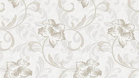 Norwall Jc20011 Floral Wallpaper Amazon Com