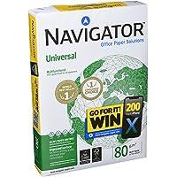 Navigator Universal - Papel de impresión 500 hojas (A4, 80 g/m2)