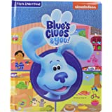 Nickelodeon Blue's Clues & You! - First Look and Find Activity Book - PI Kids