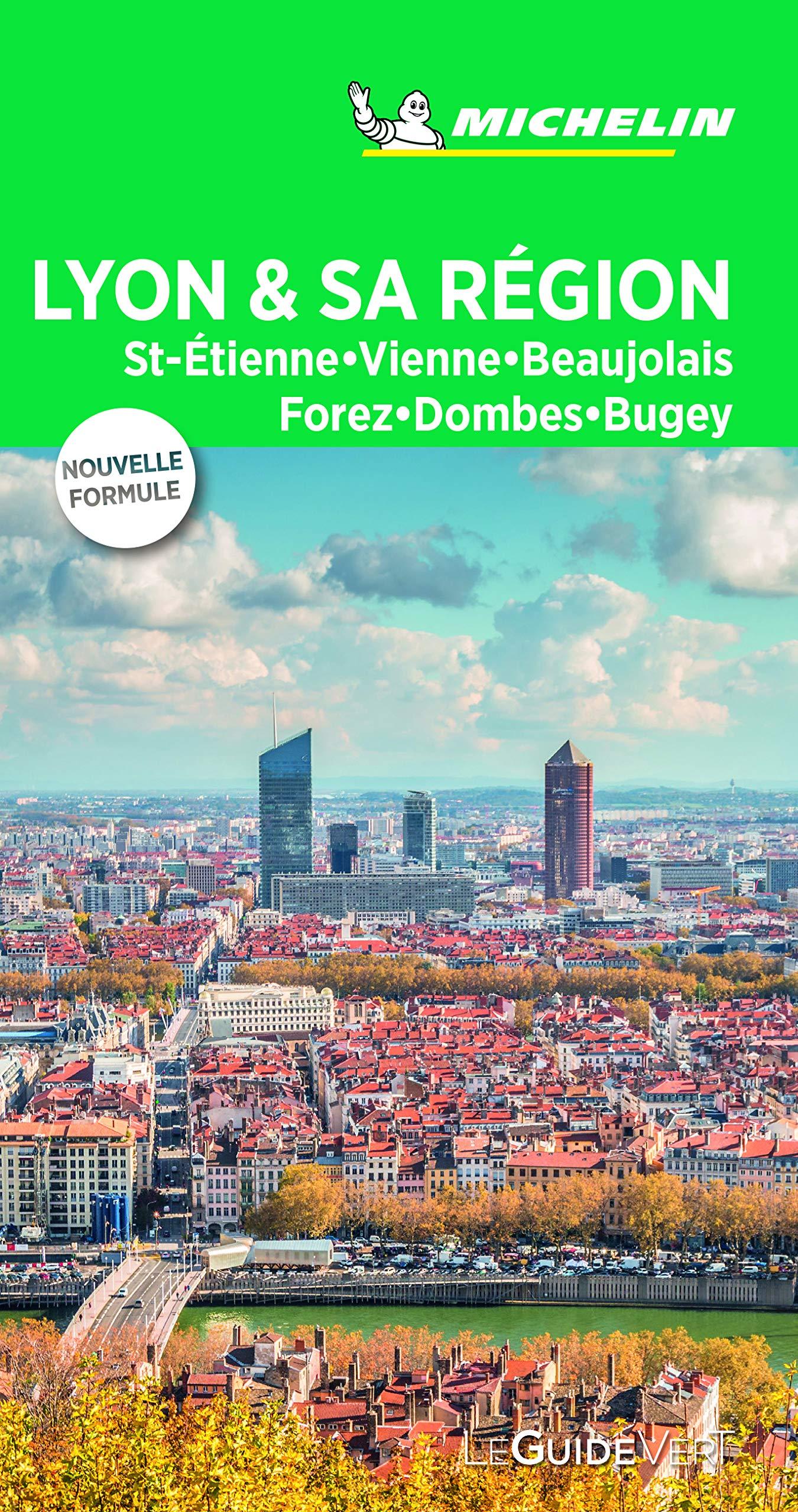 Lyon et sa région Le Guide Vert La Guía Verde Michelin: Amazon.es: MICHELIN: Libros en idiomas extranjeros