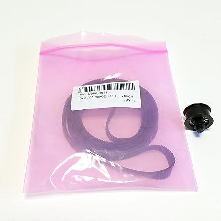 q5669 – 60673 vikatec® Correa Belt 24 inch Incluye Polea para HP ...