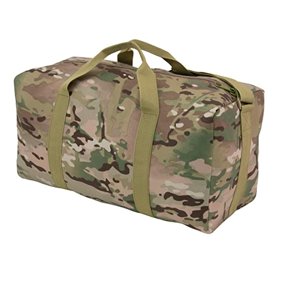 f505d82e95b1 Amazon.com : MLC Small Multicam OCP Military Duffle Bag : Sports ...