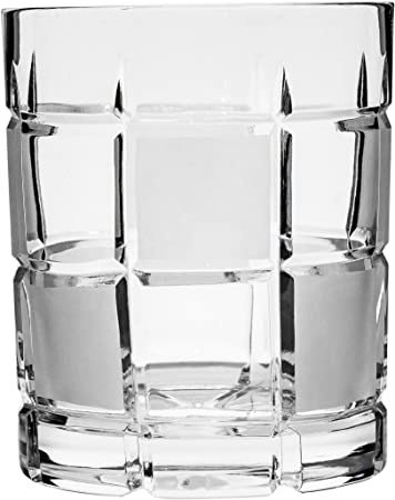 Victoria Bella gl5107h/9, 11 oz hecho a mano cristal Whisky ...
