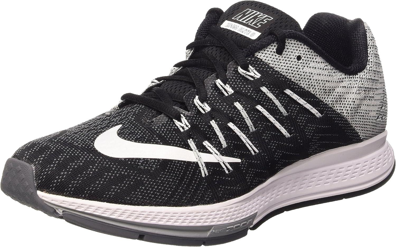 Nike Air Zoom Elite 8, Zapatillas de Running para Hombre, Negro ...
