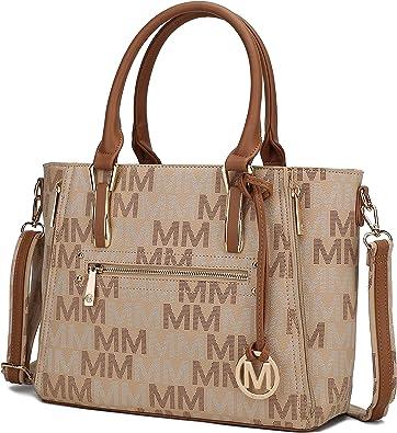 Womens leather shoulder bag zip top cross body casual bag BLACK-BROWN-NAVY-RED