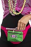 Smiffys 44650 80's Bum-Bag (One Size)